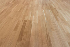 Assoalho de madeira - parquet/laminat do carvalho Imagem de Stock Royalty Free