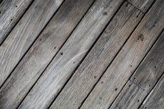 Assoalho de madeira que cria um teste padrão de madeira bonito fotografia de stock royalty free