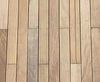 Assoalho de madeira velho do cais Foto de Stock