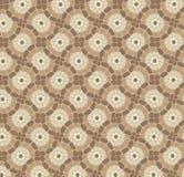 Assoalho de mosaico, teste padrão de pedra do fundo Foto de Stock