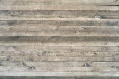 Assoalho de placas de madeira velhas da prancha fotos de stock royalty free