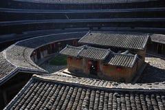 Assoalho de Yuqing Fotografia de Stock Royalty Free