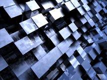 Assoalho do cubo Fotos de Stock