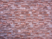 Assoalho do tijolo vermelho Imagem de Stock Royalty Free