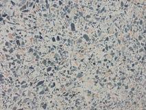Assoalho modelado do terraço da textura, fundo de pedra lustrado do teste padrão imagem de stock