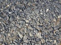 Assoalho pequeno da rocha, fundo de pedra pequeno do assoalho Fotos de Stock Royalty Free