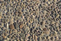 Assoalho pequeno das pedras Foto de Stock Royalty Free