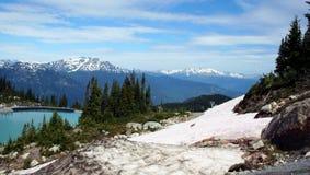 Assobiador, Canadá Imagens de Stock Royalty Free