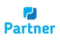 Associé Logo Design Images stock