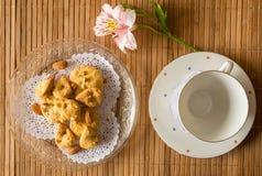 Associés de biscuit image libre de droits