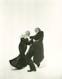 Associés de danse images stock
