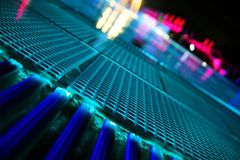 Associação da noite Imagens de Stock