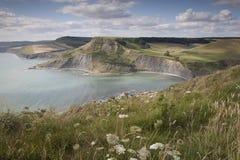 Associação de Chapmas, Dorset fotografia de stock royalty free