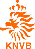 Associação de futebol holandesa real Fotografia de Stock Royalty Free
