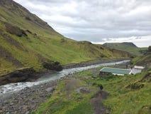 Associação de Islândia Foto de Stock