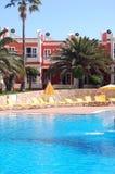 Associação de relaxamento do hotel Imagens de Stock Royalty Free