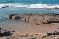 Associação maré de Ballito Fotos de Stock