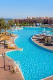 Associação no hotel egípcio Imagem de Stock