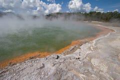 Associação quente Geothermal imagem de stock royalty free