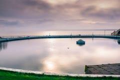 Associação Ramsgate do esporte de barco, Kent Uk foto de stock royalty free