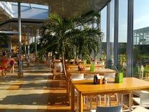 Associação térmica - área do restaurante Fotografia de Stock