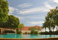 Associação tropical luxuosa fotos de stock