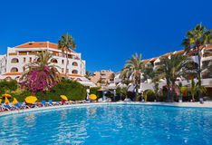 Associação de água no console de Tenerife Imagens de Stock Royalty Free