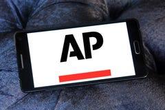 Associated Press AP, logo Royaltyfri Fotografi