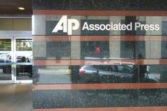 Associated Press-Hauptsitze stockfotos