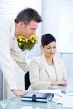Associates Stock Image