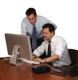 Associates at Work Stock Photo