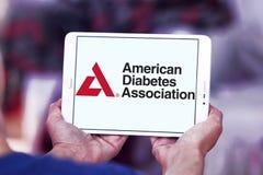Association américaine de diabète, ADA, logo Photos stock
