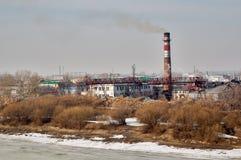 Associazione del compensato Tjumen' La Russia Immagini Stock Libere da Diritti