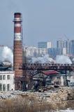 Associazione del compensato Tjumen' La Russia Fotografie Stock Libere da Diritti