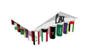Associazione dell'OPEC Fotografia Stock