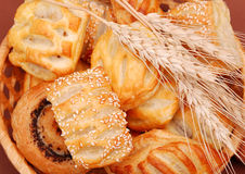 Assorted bakery Royalty Free Stock Image