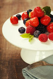 Assorted berries Royalty Free Stock Photography