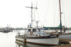 Assorted boats Royalty Free Stock Photography