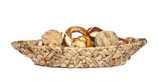 Assorted bread. Close up of assorted bakery Royalty Free Stock Images