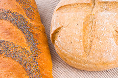 Assorted bread Royalty Free Stock Image