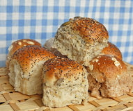 Free Assorted Bread Rolls Royalty Free Stock Image - 9153696