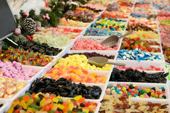 Assorted candies Stock Photo