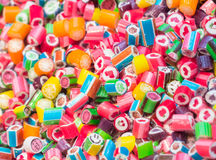 Assorted candy Royalty Free Stock Photo