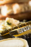 Assorted cheese Royalty Free Stock Photography
