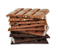 Assorted chocolate Royalty Free Stock Photo