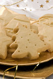 Assorted Christmas biscuits. Stock Photo
