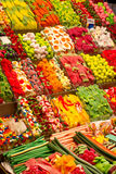 Assorted colorful candies Stock Images