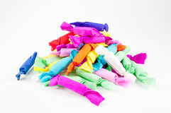 Assorted colorful candies Royalty Free Stock Photo