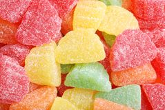 Free Assorted Colorful Fruit Slices Royalty Free Stock Photography - 13087817