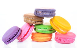 Assorted colorful macaroon Royalty Free Stock Photography